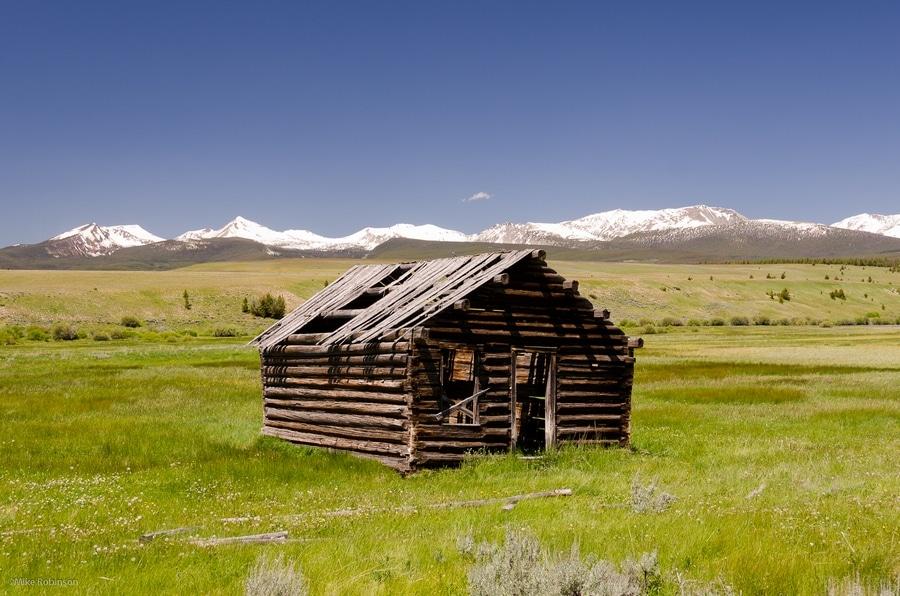 Планинска колиба