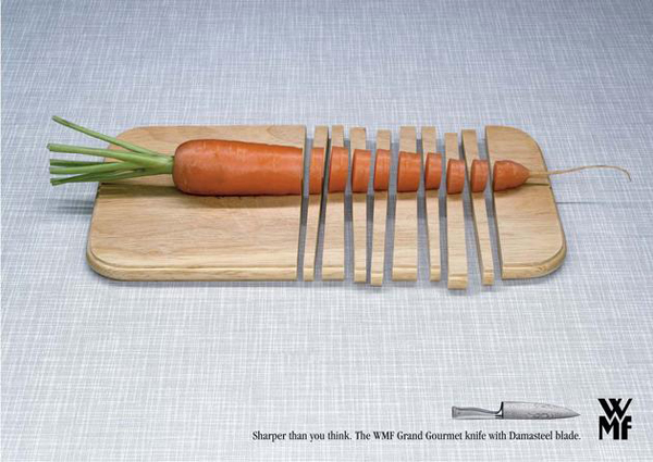 WMF Sharp Knifes